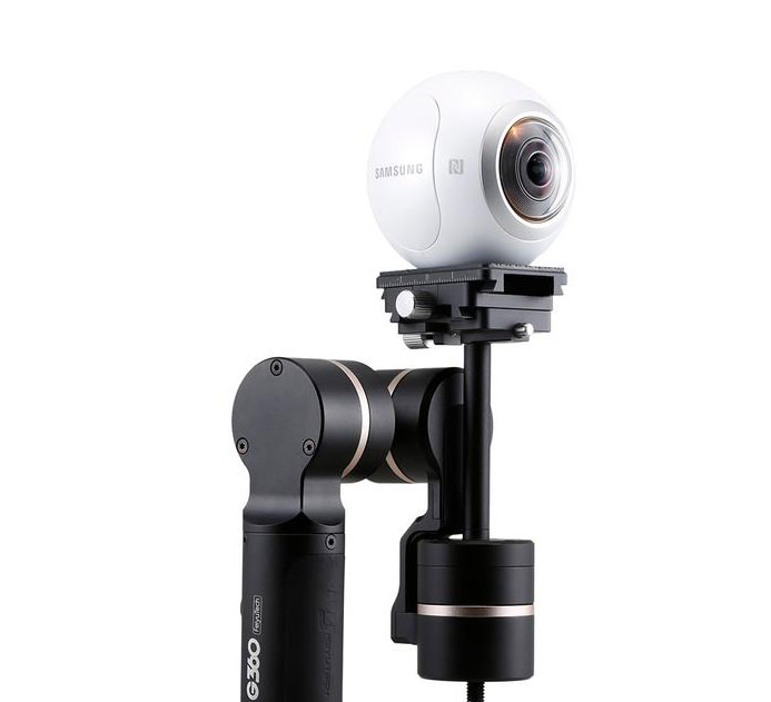 FeiyuTech G360 Review – 3-Axis Gimbal for 360 Cameras