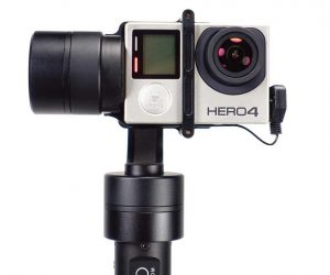 EVO GP Pro GoPro Gimbal charging - Gimbal Review