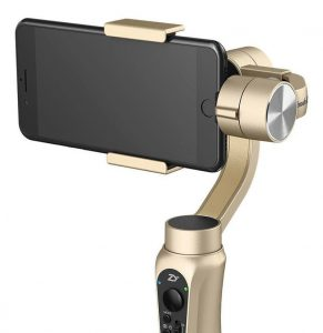 Zhiyun Smooth-Q 3-axis gimbal gold