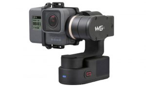 Feiyu-Tech WG2 Waterproof wearable gimbal Black friday deal