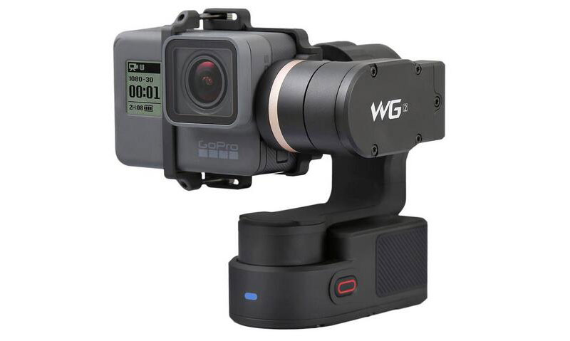 Feiyu WG2 Waterproof wearable Gimbal Review