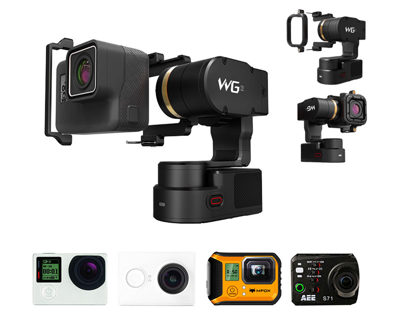 Feiyu-Tech WG2 camera support