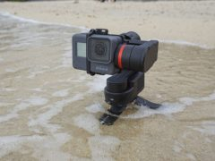 Feiyu-Tech WG2 Splashproof Wearable 3-Axis gimbal