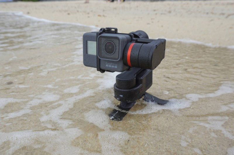 Feiyu-Tech WG2 Review: Feiyu's waterproof wearable gimbal