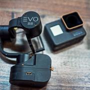 EVO SS Wearable GoPro Gimbal