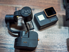 EVO SS Wearable GoPro Gimbal