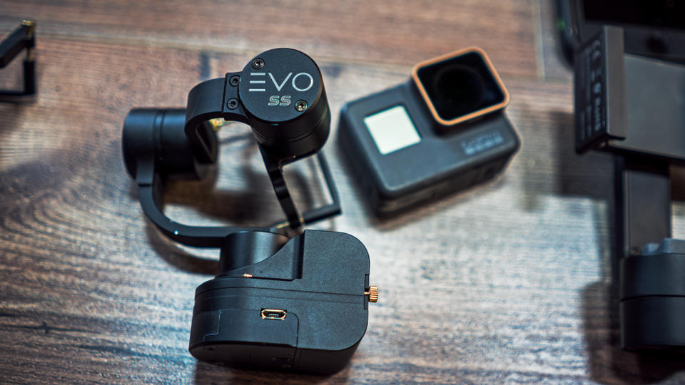 Evo Gimbals Evo Ss Gopro Gimbal In Depth Review