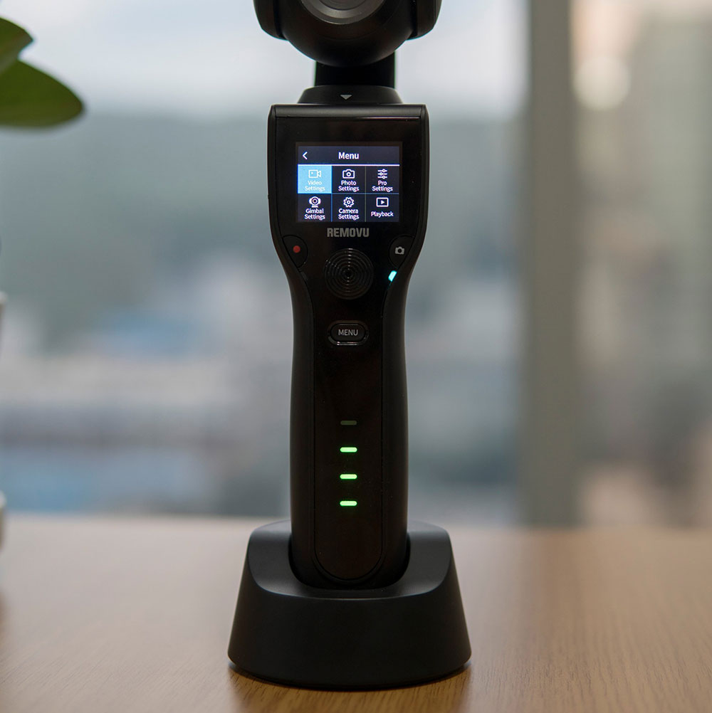 REMOVU K1 All-In-One Stabilizer Docking Station