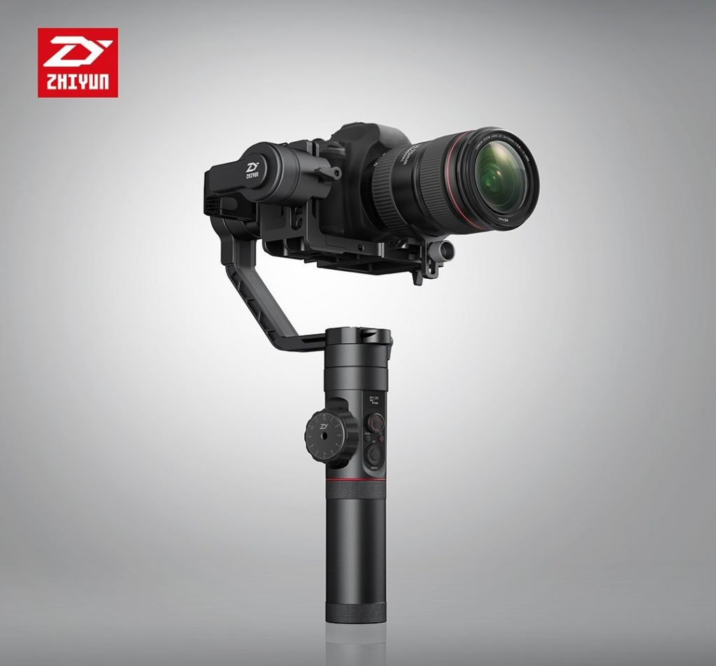 Zhiyun-Tech Crane 2 Mirrorless Gimbal - GimbalReview