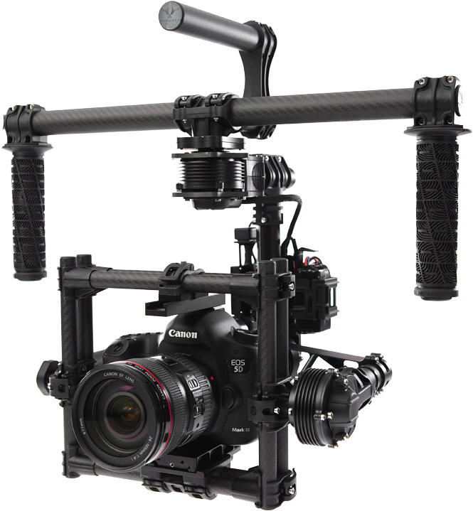 Are Gimbals The New Tripods? The new must have kit.