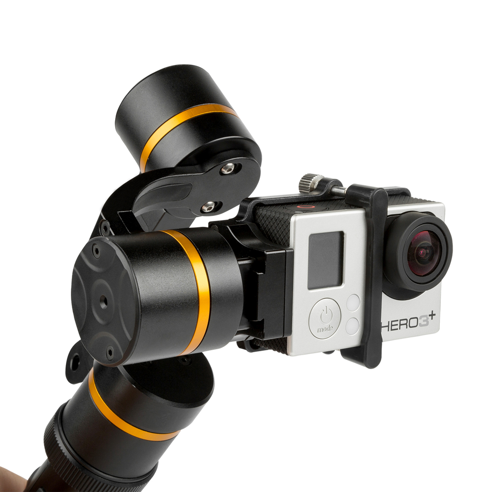 Ikan Fly X3 Go – A handheld gimbal with some tricks up it's sleeve