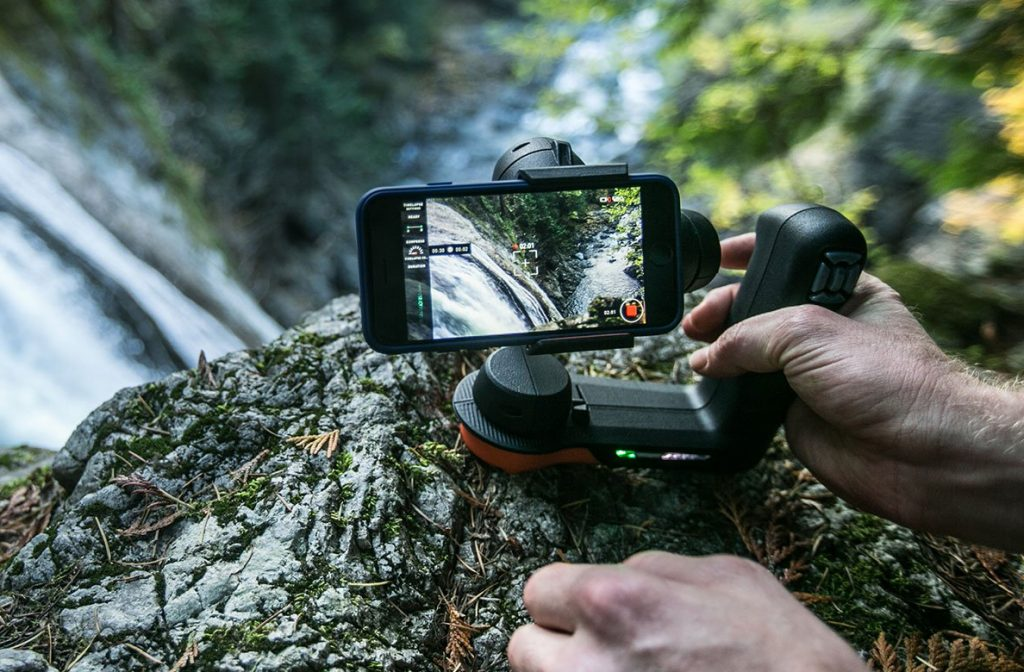 Freefly Movi Smartphone Gimbal is the newest gimbal for your iphone